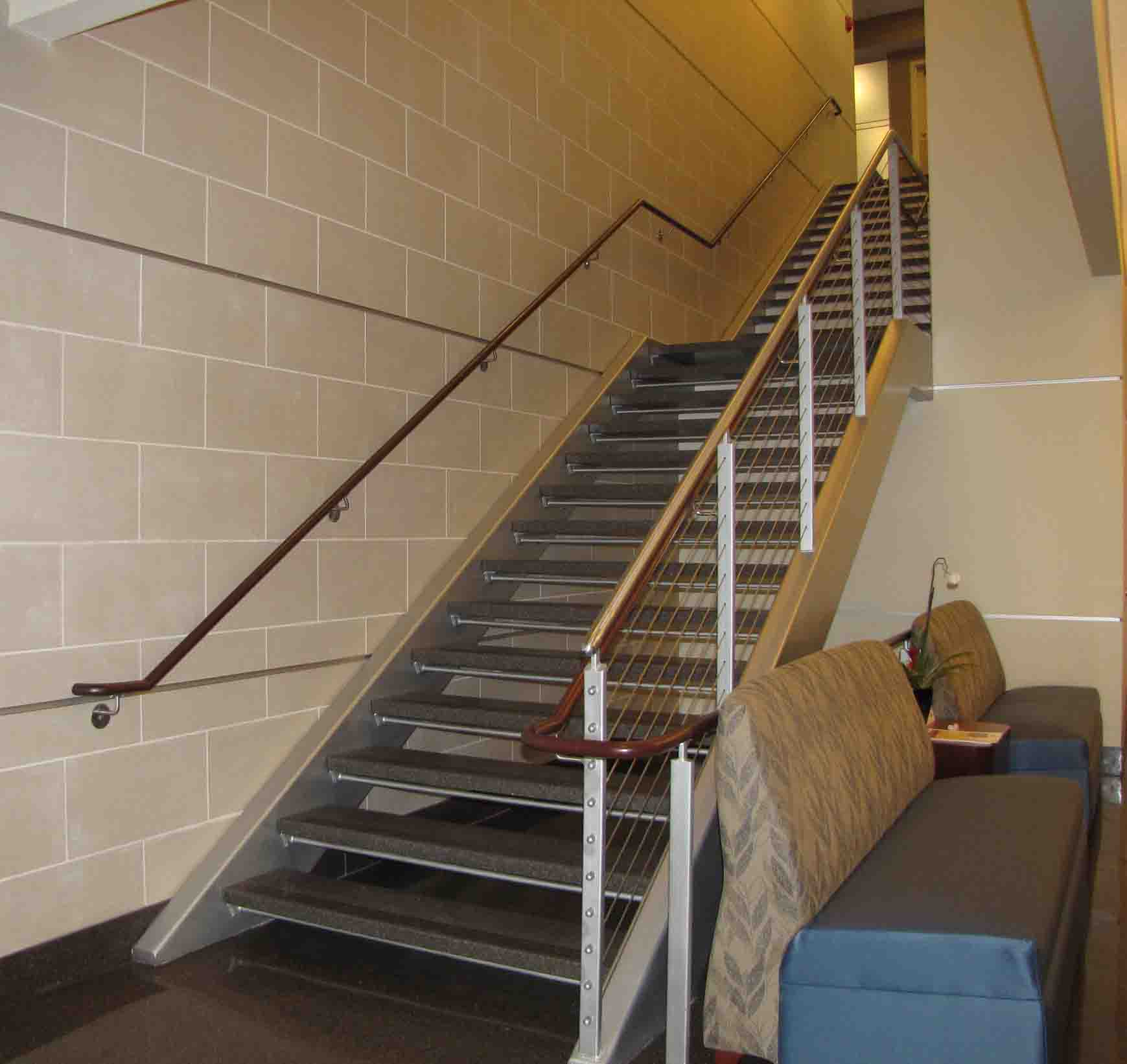 Choose The Strength Of Metal Fabricated Stairs