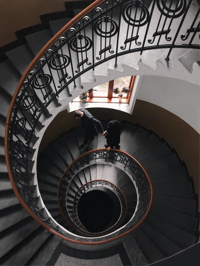 Meta Stair Raling
